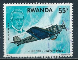 °°° RWANDA - Y&T N°855 - 1978 °°° - Rwanda