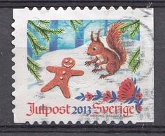 Suède 2013  Mi.Nr.: 2963 Weihnachten   Oblitérés / Used / Gestempeld - Suède