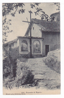 Suisse Tessin Couvento Di Bigorio N°6184 En 1912 Wehrli A.G Kilchberg Zürich VOIR DOS - TI Tessin