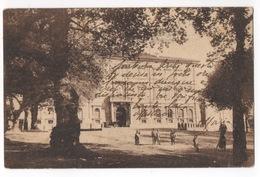 Cartolina-Postcard, Viaggiata (sent), Genzano Di Roma, Palazzo Cesarini - Altre Città