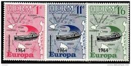 HERM ISLAND 1964 EUROPA   MNH - 1964