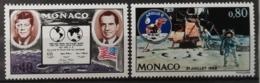 Monaco 1970 / Yvert N°829-830 / ** - Monaco