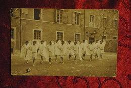48 Lozere Mende Carte Photo Femmes  Danseuses Spectacle - Mende
