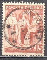 Poland 1938 20th Anniv. Of Poland's Independence - Mi. 333 - Used - Gebruikt
