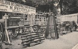 Haudrecy-Tournes - Ateliers De Constructions Mécaniques - H Petitfils - France