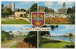 NOTTINGHAM : MULTIVIEW - Nottingham