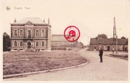 EUGIES - Place (avec Hôtel De Ville) - Frameries