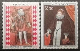 Monaco 1968 / Yvert N°770-771 / ** - Neufs