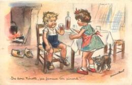 GERMAINE BOURET  M.D. SERIE 425  DIS DONC NENETTE - Bouret, Germaine