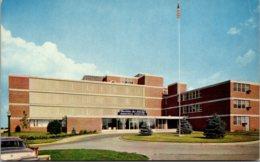 Iowa Waterloo Schoitz Memorial Hospital - Waterloo