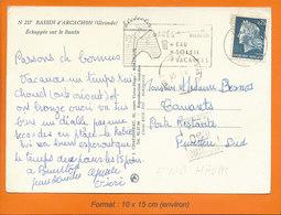 Taxe Poste Restante Par EMA HAVAS De CAMARET - 1969  (M-1018) - Postmark Collection (Covers)
