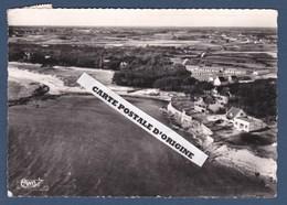 56 - CARNAC - LA PLAGE - LA POINTEDE BEAUMER - VUE AERIENNE - Carnac