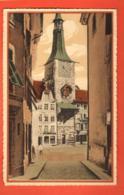 TST-24 Solothurn Soleure Zeitglockenturm. Verlag Berger Nr 12 Nicht Gelaufen - SO Solothurn