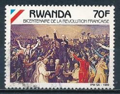 °°° RWANDA - Y&T N°1291 - 1990 °°° - Rwanda