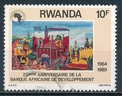 °°° RWANDA - Y&T N°1297 - 1990 °°° - Rwanda