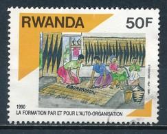°°° RWANDA - Y&T N°1315 - 1991 °°° - Rwanda