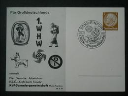DR Privatganzsache PP 122 C103-02 Mit Sonderstempel (642) - Postwaardestukken