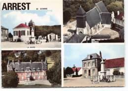 Arrest. Somme. Multivues. Edit Spadem Trace De Pli Coin Bas Gauche. - Other Municipalities