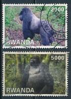 °°° RWANDA - Y&T N°1347/48 - 2010 °°° - Rwanda