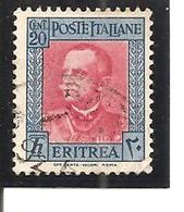 Eritrea Nº Yvert  188 (usado) (o) - Eritrea