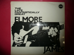 LP 33 N°3836 - ELMORE JAMES - EMBER 3397 - DISQUE EPAIS 1968 - Blues