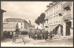 CPA 88 Gérardmer, N°159, Défilé Du 152ème De Ligne.  Photo ND   1915 - Gerardmer