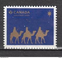 Canada, MNG, Chameau, Camel, Noël, Christmas, Rois Mages, Kings, Magi, étoile, Star - Natale