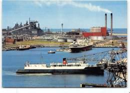 Dunkerque Un Aspect Du Port.  Edit Estel - Dunkerque