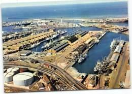 Dunkerque -Vue Generale Sur Le Port. Edit AS Cliché Sagot - Dunkerque