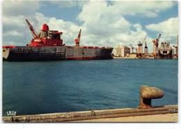 Dunkerque -  Bateau En Construction. Chantiers De France Edit CAP - Dunkerque