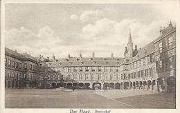 Den Haag Binnenhof Gelopen 7-8-1923 Bestellersstempel - Den Haag ('s-Gravenhage)