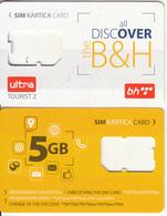BOSNIA - BH Telecom GSM, Used - Bosnia