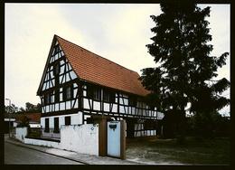 Riedstadt Goddelau B. Groß-Gerau  -  Georg Büchner Geburtshaus / Museum  -  Ansichtskarte Ca.1985    (12683) - Gross-Gerau