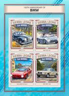 Sierra Leone 2016  BMW , Cars - Sierra Leone (1961-...)
