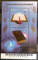 B 166 Bloco De Natal Bíblia Religião 2011 Religion Christmas - Ungebraucht