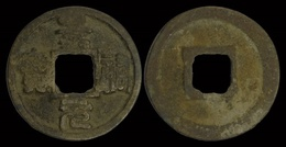 China Northern Song Dynasty Emperor Ren Zong AE Cash - Orientales