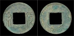 China Xin Dynasty Emperor Wang Mang AE Huo Quan - Orientales