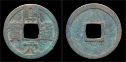 China Tang Dynasty AE Cash Kai Yuan Tong Bao, Early Type - Orientales