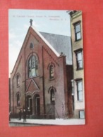St Carontil  Church   Greenpoint  New York > New York City > Brooklyn   Ref 4022 - Brooklyn