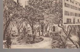 C.P.A. - VENCE - PENSION LES CIGALES - VIE DE FAMILLE IDEALE - CONFORT + CUISINE SOIGNEE - SALLE DE BAIN - JARDIIN - CUR - Vence