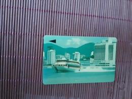 PHONECARD Macau 100 UNits Control 1MACM  Used Rare - Macau