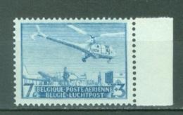 Belgique PA 25 * TB - Luchtpost