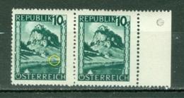 Autriche   ANK  745 I   * *  TB   Oiseau Sur La Berge - 1945-60 Ungebraucht