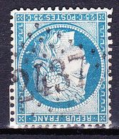 France-Yv 60A, GC 2437 Montbozon (69) - 1849-1876: Classic Period