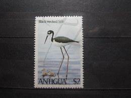 VEND BEAU TIMBRE D ' ANTIGUA N° 591 , XX !!! - Antigua Und Barbuda (1981-...)