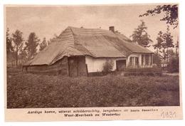 Orig. Knipsel Magazine Tijdschrift -  Hoeve Langs De Baan Tussen Westmeerbeek & Westerlo - 1931 - Vieux Papiers