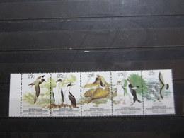 VEND BEAUX TIMBRES DU TERRITOIRE ANTARCTIQUE AUSTRALIEN N° 55 - 59 , XX !!! - Australian Antarctic Territory (AAT)