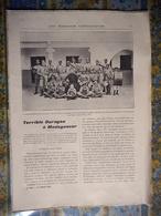 LES MISSIONS 27/01/ 1905 HINDOUSTAN VIZAGAPATAM PRINCESSE HINDOUE ALGERIE TRAPPISTES ND DE STAOUELI - Journaux - Quotidiens