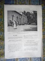 LES MISSIONS 03/02/ 1905 ALGERIE TRAPPISTES ND DE STAOUELI JAPON JONQUE - Journaux - Quotidiens