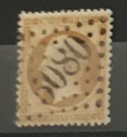 GC 5080 ALEXANDRIE (EGYPTE) - Marcophilie (Timbres Détachés)